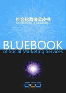 2011中國社會化營銷藍皮書_DCCI_20110902