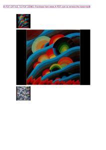 色彩构成素材10
