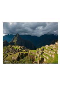 2011年3月31日 Machu Picchu
