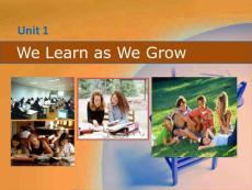 现代大学英语中级写作(上)-unit1ppt课件