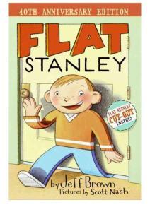 Flat Stanley Bumper Bind-Up: Three Books in One