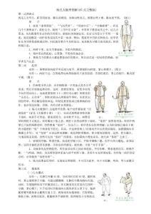 杨式85式太极拳图解(完整版)