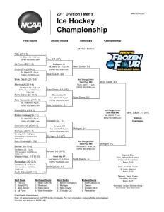 2011 NCAA Ice Hockey ..