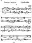 拉赫玛尼诺夫13首前奏曲 Op32 13 Preludes Rachmaninoff钢琴谱