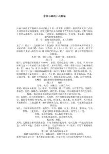中国书画的干式装裱