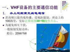 船舶VHF专题