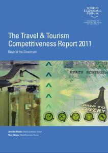 2011年世界旅游业竞争力报..