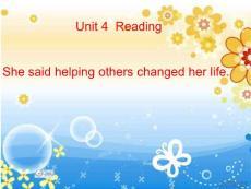 八年级下unit7reading