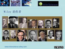 wwwintersciencewileycom