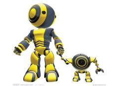 【小学教育】机器人
