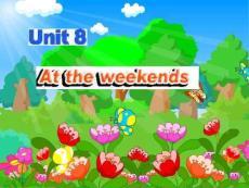 【小学教育】5Bunit8第二课时单词教学