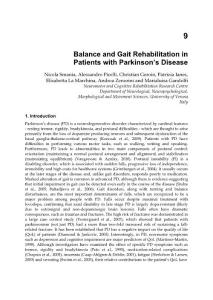 Balance and gait rehabilitation in patients with parkinson s disease