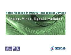 ~Noise Modeling in MOSFET and Bipolar Devices