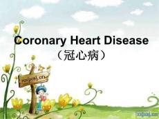 Coronary Heart Disease!10