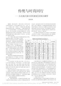 服装设计专业论文报告
