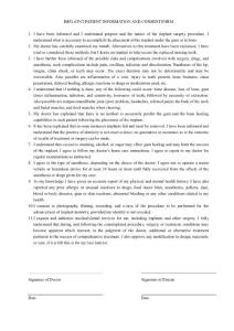 手术同意书英文(种植)!203
