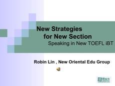 TOEFL 1_外语学习-托福