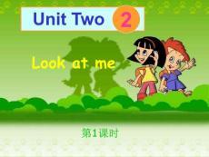 Unit2Lesson1参考课件