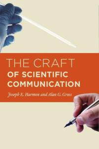 科学交流艺术 The Craft of Scientific Communication