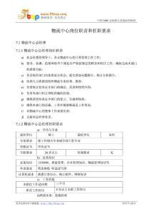 【经营企划】岗位职责和任职要求