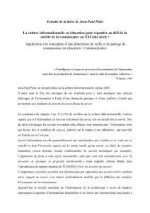 la-culture-informationnelle-pour-repondre-au-defi-de-la-societe-de-la-connaissance.1224595177.doc法语论文,本文仅供学习和参考,请务必在下载后的24小时内删除