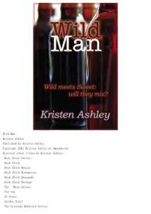 Kristen Ashley 浪漫愛情小說