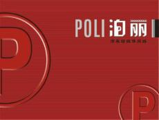 广告策划-PPT POLI泊丽停车场媒体网络广告推广方案