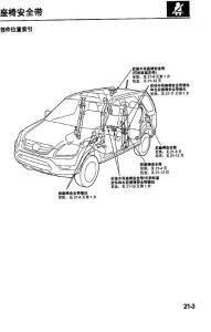 东风本田CR-V维修手册(下)