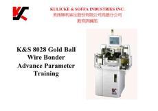 wire_bond_KNS_parameter焊线基础