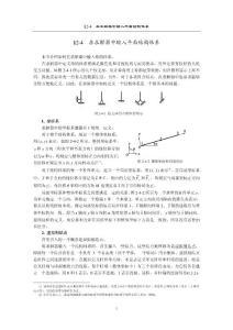 §2-4 在求解器中输入平面结构体系