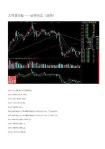 大智慧指标——清醒买卖(副图)