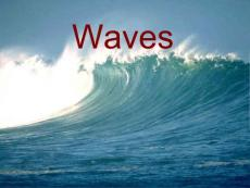 Types of Mechanical Waves Transverse wave