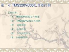 DSP 第二章 TMS320VC3..