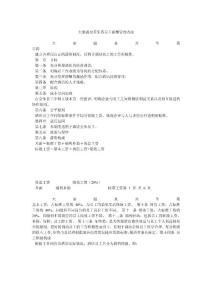 大秦温泉养生苑员工薪酬管..