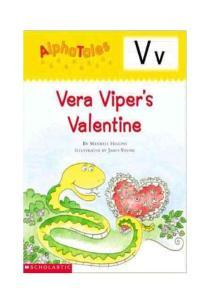 英语绘本故事Vera Viper&..