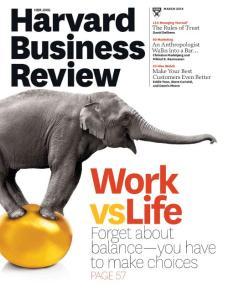 Harvard Business Review..