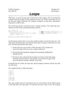 HO34 Loops